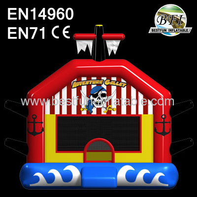 Inflatable Pirate Bounce House
