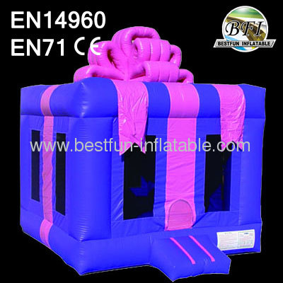 Gift Box Inflatable Jumper