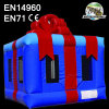Inflatable Gift Box Bouncer For Birthday