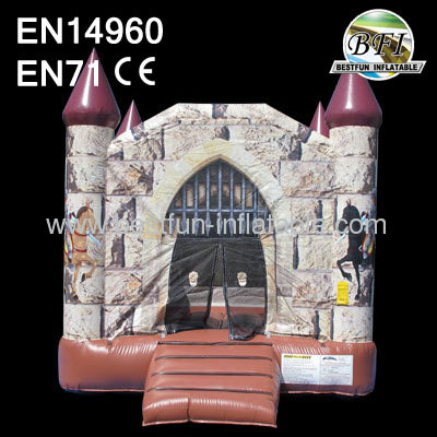 2014 Inflatable Knight's Castle