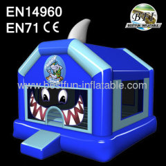 Inflatable Kids Shark Bouncer