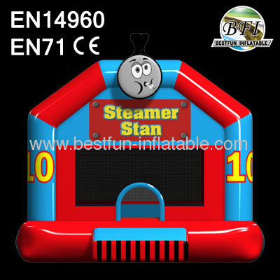 Inflatable Steamer Stan Bouncer House