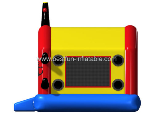 Adventure Galley Inflatable Bounce House