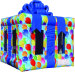 Inflatable Gift Box Jumper