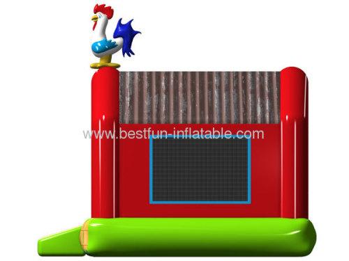 Inflatable Funny Farm Bounce House