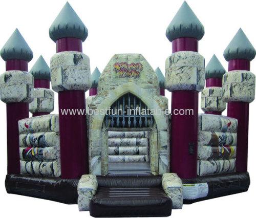 PVC Inflatable Sorcerer