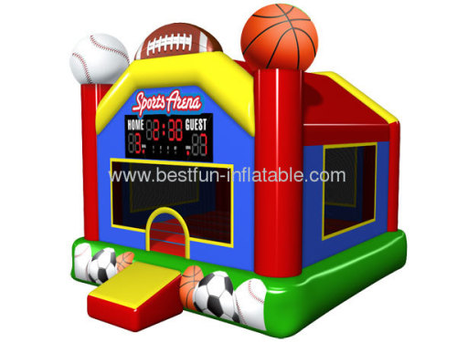 Sports Arena Bounce House Inflatable