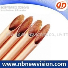 TP2 Copper Straight Tube