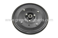 AA39968M John Deere Planter metal closing wheel assembly