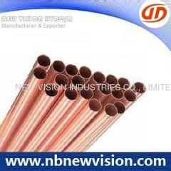 Refrigeration Straight Copper Pipe