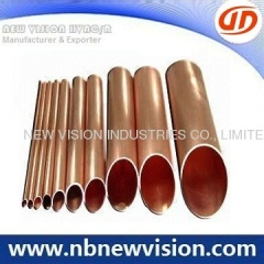 Straight Copper Tube for Refrigeration
