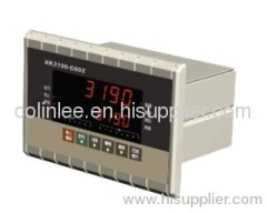 control weighing indicator (betching and catchweigher)