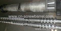 single screw barrel for HDPE/LDPE blown film molding machine