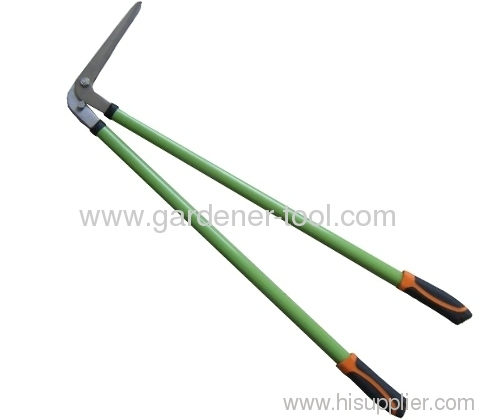 garden metal hedge cutting loppers