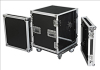 19 inch rack case of 12u for carrying amplifiers