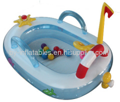 pvc Inflatable Child boat