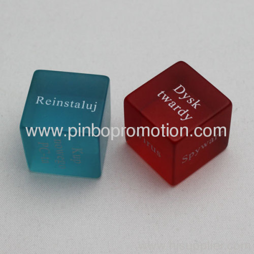 Wholesale Bulk Colored Dice