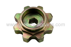 H233287 H221814 John Deere upper drive chain gathering 8 tooth sprocket
