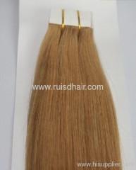 human hair tape hair extension