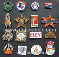 Lapel Pin Badge Emblem