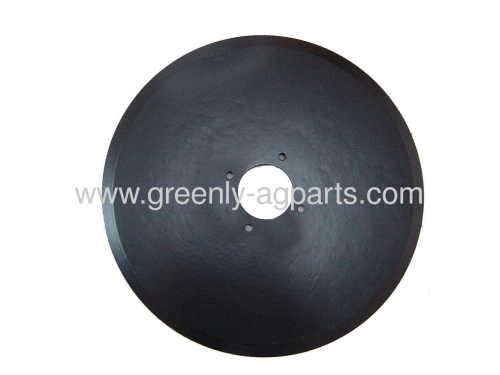 "N283804 N214190 John Deere18"" Single disc opener blade for John Deere No-till drills"