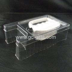 Custom transparent plastic blister packing