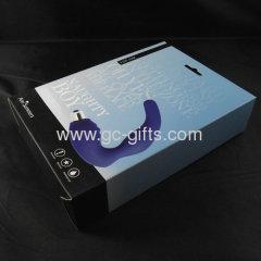 Custom printed cardboard packaging boxes