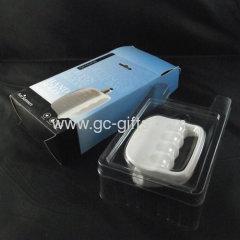 Custom made cardboard box for sale