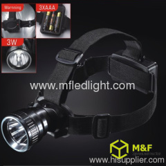 high power cree XR-Q5 head light