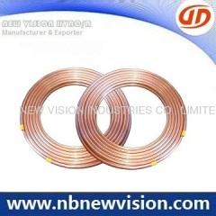 ASTM B280 Copper Pancake Coil