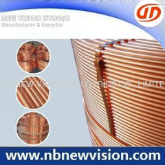 Copper Coil for Air Conditioner & Refrigeration