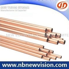 Copper Water Tube Pipe