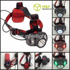 high power led hunting headlight