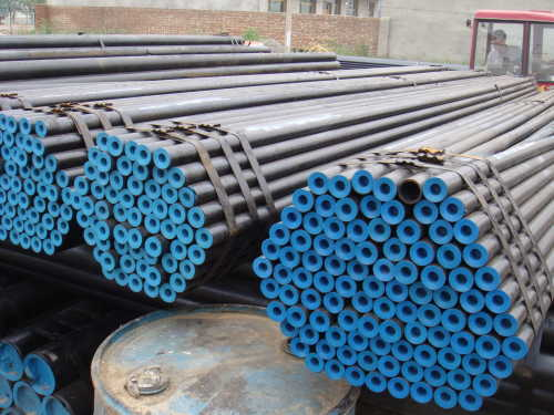 ASTM A53A Seamless Steel Tube & Pipe