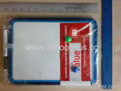 A4 great quality white board with marker and magnets