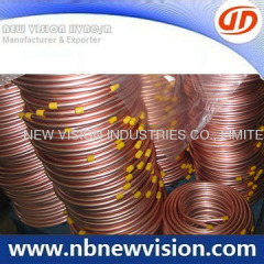 Pancake Coil for Refrigeration