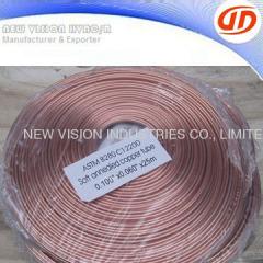 ASTM B280 Pancake Coil