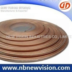 Pancake Coil for A/C & Refrigeration