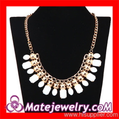 Costume Jewelry False Collar Necklace
