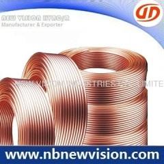 Copper Coil for Air Conditioner