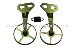 RS315K AH133315 A69139 John Deere rotating metal scraper kit