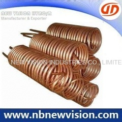 Refrigeration Copper Pipe Coil