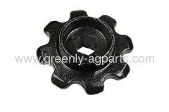 H85252 Gathering Chain 8 tooth cornhead Drive Sprocket fits John Deere 40 & 90 series