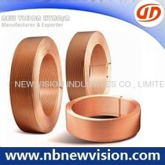 Level Wound Coil for HVAC