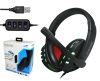 New Style USB Multimedia Headphone with LED Light (KOMC) Km-9700