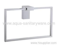Square Bathroom Towel Holders