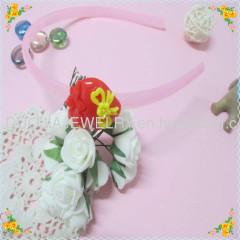 Fashion strawberry resin hairband hair accessoreis