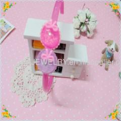 Fashion plastic cheap children hairband accessory wholesale
