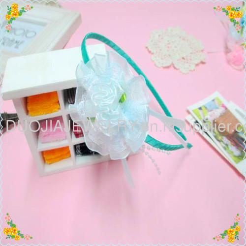 Professional hair accessory handmade cloth hairband