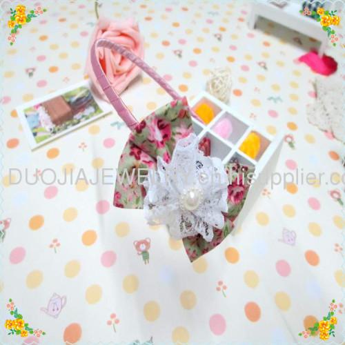 Unique children cloth hairband